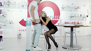 Tiny petite Gina Gerson tight wet pussy is fucked by fat cock