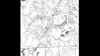Kotoba Asobi - Gundam Seed Destiny Extreme Erotic Manga Slideshow Vorschaubild