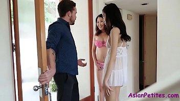 Asian Sluts Fight For White Cock- Eva yi, Jade Luv