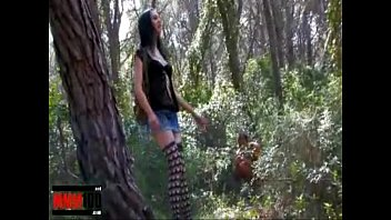 Jungle tiny tits - Jungle jorge fucking vladana