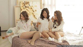 Young Sex Parties - Teens Myranda gang-bang Tammy Lynn teen porn Silvia Jons 7 min