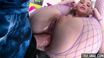 TRUE ANAL Gaping Lexi Lore's tight little butthole thumbnail