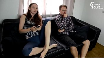 Czech soles Friends feet betrayal