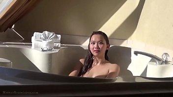 Cute asian  hot-tub tease machine   Sleazy Porn Tube   Hardcore Porn Tube   Free Hardcore Tube Image