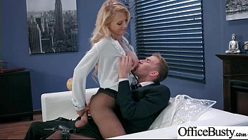 Big Round Tits Girl (Alix Lynx) Realy Like To Bang In Office movie-03