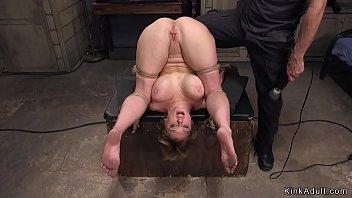 Huge tits Milf slave squirter anal bangs