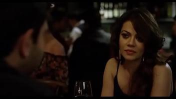 TV actress Shweta Gulati smooch scenes from webseries