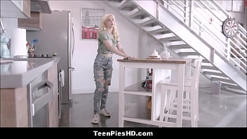 Cute Tiny Blonde Teen Cheating Girlfriend Jane Wilde Lets Boyfriend Creampie Her After Finding Out She Is Pregnant