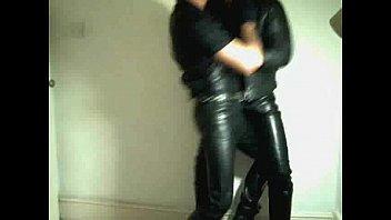 Gay 2 men full leather