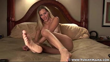 """""""Do You Want To Fuck My Wet Cunt?"""" YummyMama JOI Jerk Off Instructions - Filthy Talking Petite Blonde Wife Drains Your Balls In Hottest JOI Video Online!"""