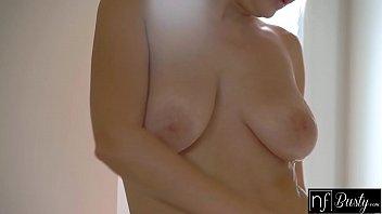 NF Busty - Big Tit Blonde Fucks Roommates Huge Cock thumbnail