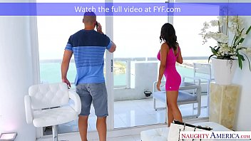 Naughty America  Mia Martinez Fucking In The H ucking In The Hotel With Her Innie Pussy