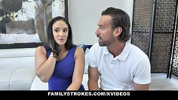 Bad Mom (Sheena Ryder) & Dad Screw Their Teen Stepdaughter (Jenna Ross) As Prescribed By The Family Sex Therapy - Family Strokes 12 min