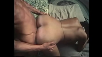 Horny white stud penetrates juicy latin mamacita with big boobs Vanessa Del Rio in doggystyle position after stimulation his prostate