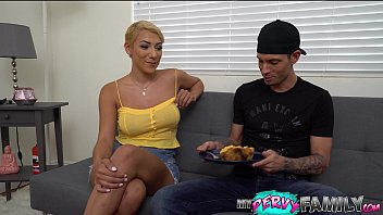 Thick Latina Sis Craves Her Step-Brother's Dick - Valentina Jewels -
