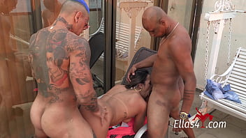 Ellas4.com - Marsha Love with two (Full)