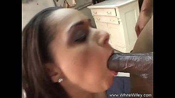 Black Cock Up Her Asshole