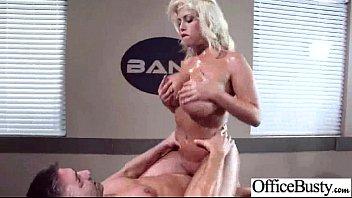 (bridgette b) Busty Worker Girl Fucked Hard In Office video-10