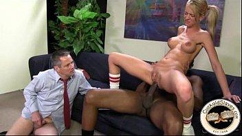 Kaylee Hilton interracial anal cuckolding