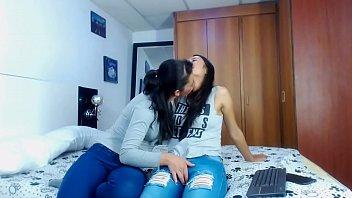 Lesbian Friends In Cam