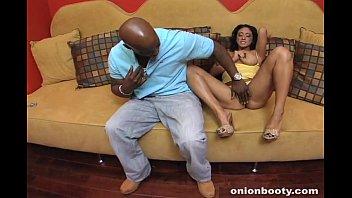 Ricki White Goes Black at OB thumbnail