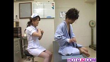Yui Hanasaku is deeply nailed in hairy crack 10 min