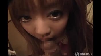 某東南アジアのエキゾチック美女23歳!日本でセックスに目覚めました!フェラ!