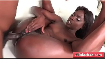 Ana Foxxx & Isiah Maxwell - Black butt filled with big black cock