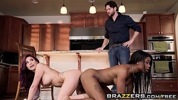 Teens Like It Big -  A Family Affair 2 - Part Three scene starring Monique Alexander Mya Mays  Prest