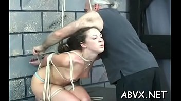 Amature bdsm clips Naked gals love the extreme servitude porn on cam