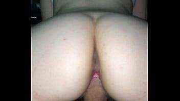 Beautiful White Ass Riding Very Hard Cock -Argentina Salta