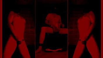 Evil Sin Part 1 - Devils stupid happy Toilet Slave Huo trained as fulltime Cumdump