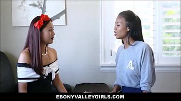 Hot Rich Black Teen Steals Her Friends White Boyfriend