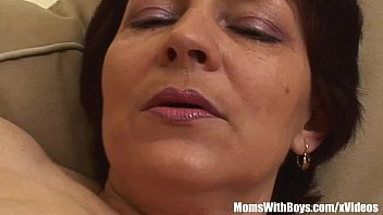 Lingerie Mama Eva Old And Young Couch Fuck