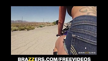 Biker tit Busty biker beauty destiny dixon gets caught speeding
