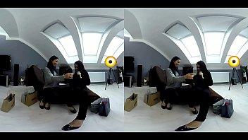 Aida Sweet Looks Incredible In VR Sex Video thumbnail