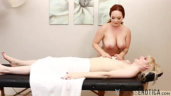 "TRANSEROTICA Tranny Lianna Lawson Massaged By Summer Hart <span class=""duration"">12 min</span>"