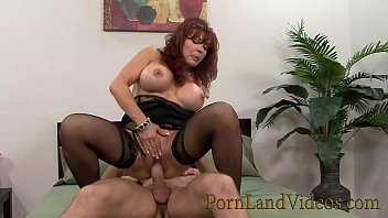 Vanessa hughens naked Redhead slutty mommy sexy vanessa loves big young cocks