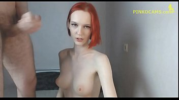 Redheaded sister gets Fucked with Facial Porn