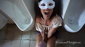 Erotic art of golden showers - Bruce and morgan - piss drinking compilation