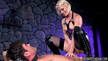 Sex slaves of the roman empire - Ash hollywood and lance hart femdom cbt fucking castration