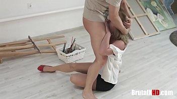 Nerd Whore Brutally Fucked By Ex-Boyfriend- Anita 8 min