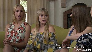 Bi Mature Hasn't Been With Anybody For A While - Jillian Janson, Sarah Vandella