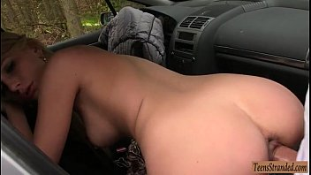 Karina Grand hitchhikes and gets smashed by horny stranger Preview