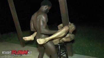 Black men orgy and bareback
