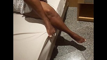 my black girl's feet