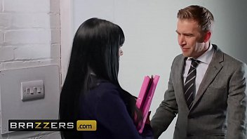 Big tits at work free movies Big tit valentina ricci takes huge brit cock in the office - brazzers