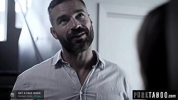 Hot Italian Maid Valentina Nappi Fucks Wealthy House Owner 12 min