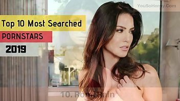 Top 10 most searched pornstars of 2019