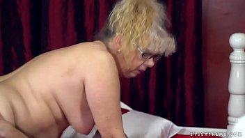 Naughty Granny's sexual pleasures صورة
